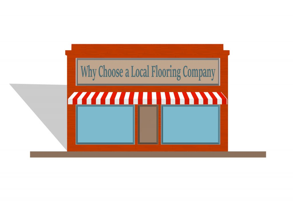 local flooring companies are better