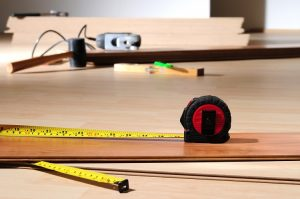 flooring installers tools and installation